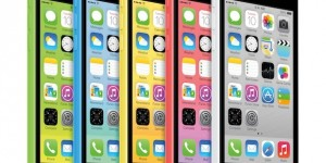 Apple iPhone 5C presenterad