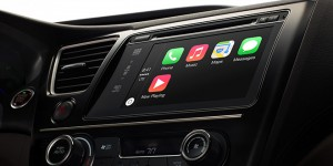 CarPlay ny interface från Apple för bilar