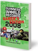 EVENEMANGSTIPS: Releasefest för Guinness World Records – Gamer's Edition 2008