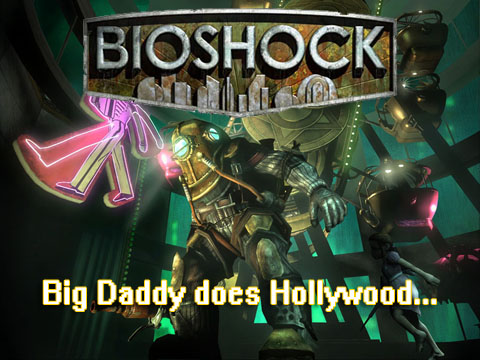 Bioshock goes Hollywood genom Verbinski