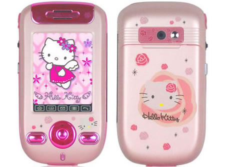 Telefon  Kitty on Hello Kitty  Phone Home    Prylkoll Se   Prylkoll Se
