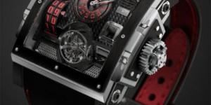 H3 Complication Black Pearl-klocka