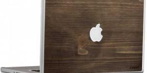 Din MacBook Pro i träfrack
