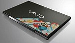 Sony Vaio med Google Chrome