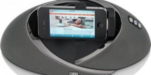 JBL OnBeat Air högtalardocka med AirPlay