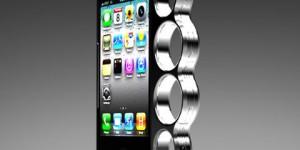 Knocka polaren med din Iphone