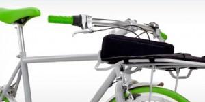 Porteur – nu blir flakcykeln hipp