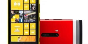 Nokia Lumia 920 med trådlös laddning