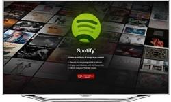 Spotify i Samsung SmartTV