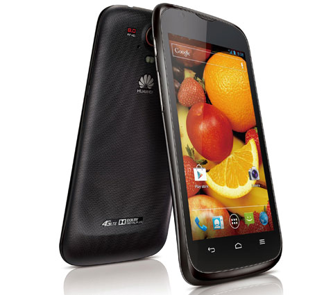 Ascend P1 LTE
