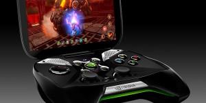 Nvidia visar ny spelkonsol