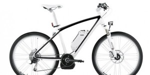 BMW piffar upp elcykeln