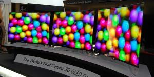 Böjd 3D-OLED från LG i höst