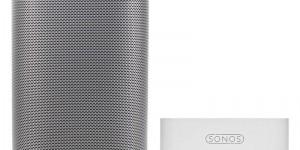 Sonos Play 1 aktiv högtalare