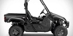Yamaha Tactical Black Rhino 700