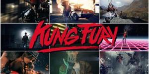 Kickstarta filmen Kung Fury