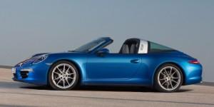 Nya Porsche 911 Targa är här