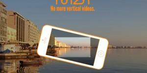 Horizon korrigerar allt du filmar till widescreen