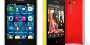 Nokia Asha 502 med dubbla SIM-kort