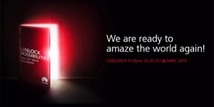 HUAWEI släpper teaser för Mobile World Congress