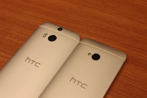 HTC One (m8) vs (m7)