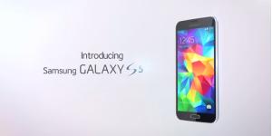 Samsung Galaxy S5 nu i butik