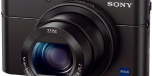 Sony RX100 III – Kompaktkamera med elektronisk sökare