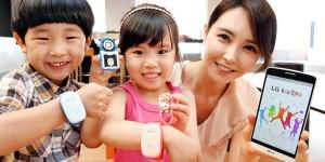 LG KiZON – klockan som håller koll på dina barn