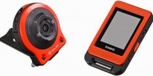 Casio Exilim EX-FR 10 – Ny actionkamera från Casio