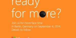 Microsoft bjuder in till lansering av Lumia 830
