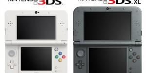 """Nintendo släpper två versioner av """"New 3DS"""""""