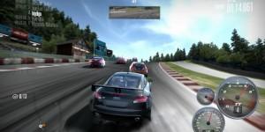 Tom Scott testar bilkörning i tredjeperson