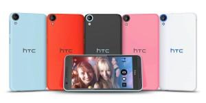 HTC Desire 820 är ny mobil i mellanklassen
