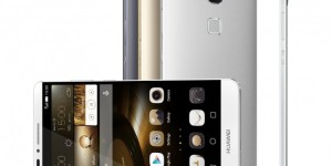 Huawei satsar på batteri med Ascend Mate7
