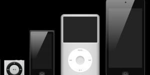 iPod går i graven