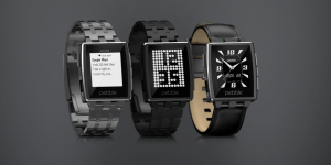 Pebble Steel smart klocka lanseras i Sverige