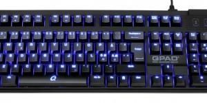 Test av Qpad MK-70 tangentbord för gamers