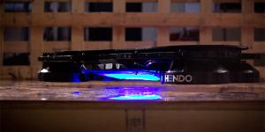 Nu är den här: Världens första Hoverboard