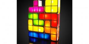 Lys upp vintern med Tetris Light