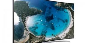 Hamna i samma rum som Rust Chole med Samsung Curved TV