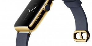 Apple Watch kommer ut i april