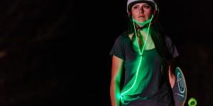 Glow – de första smarta laserhörlurarna