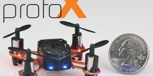 Proto X Nano är den minsta drönaren som finns