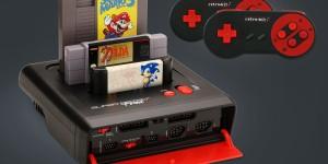 Med Super Retro Trio Multikonsol kan du spela dina gamla TV-spel