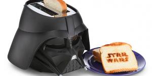 Darth Vaders hjälm fixar rostmackorna