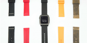 Pebble kommer med ny smartwatch – och slår Kickstarter-rekord