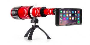 Teleskopet som ger din telefons kamera 80x zoom