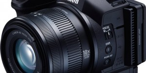 Canon XC10 tar 4K-videor och stillbilder
