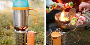 BioLite CampStove gör friluftslivet enklare