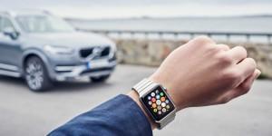 Snart kan du styra din Volvo med Apple Watch